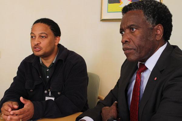 Facket driver förändringen i Swaziland | Union to Union